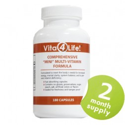 Bariatric Vitamins: Comprehensive Mini Multi-Vitamin Formula