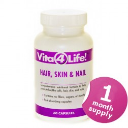 Bariatric Vitamins: Hair Skin And Nail Support