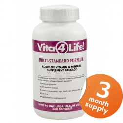 Multi-Standard Bariatric Multi Vitamin & Supplement